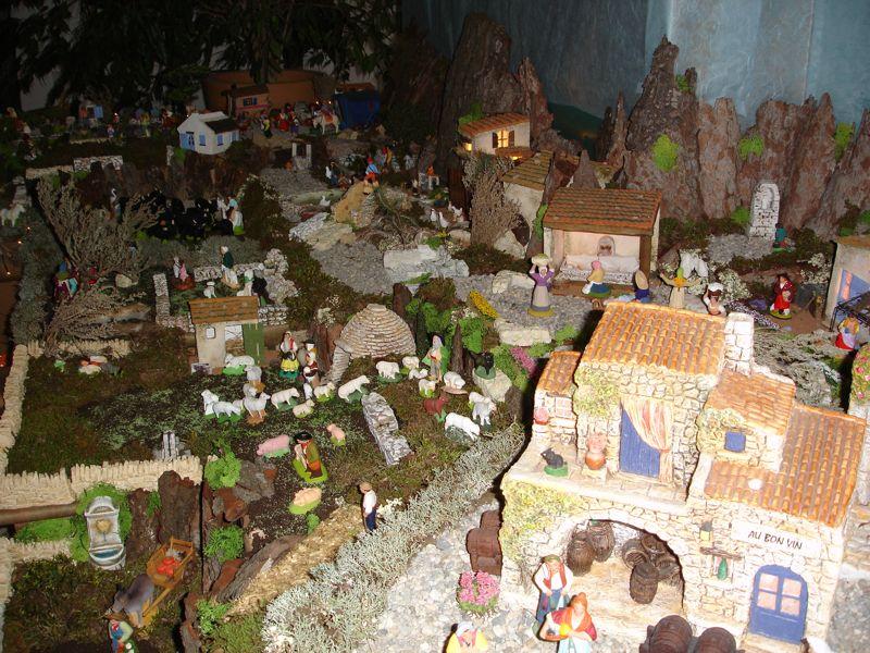Crèche provençale Dsc04613