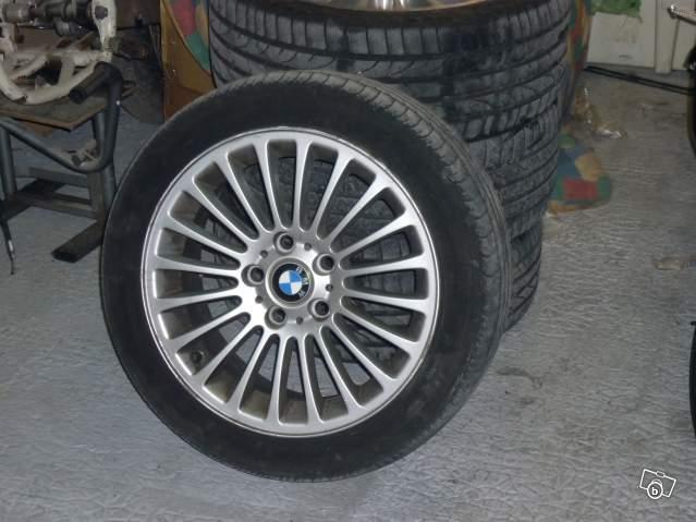[BMW 530 d E39] Changement de jantes avec 330 d E46 32924010