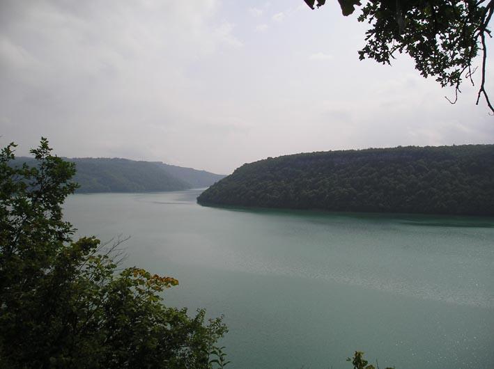 3 semaines dans le Jura / Doubs / Ain 14-lac10