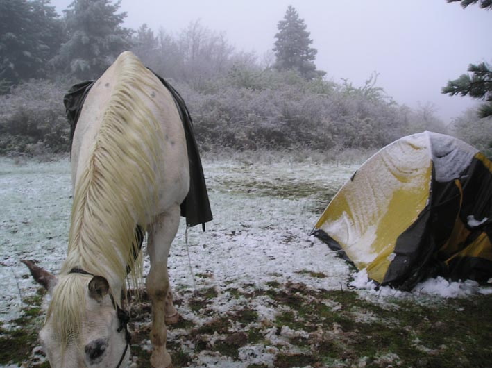 Une semaine en Ardèche - Spécial météo 17-nei10