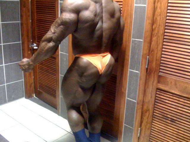 Toney Freeman imbattable à l'Arnold ? 282lbs11