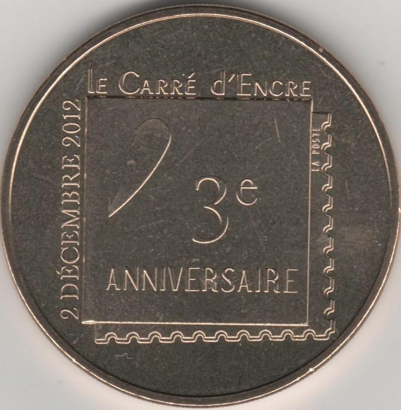 Paris (75009)  [Carré d'Encre / Grévin / Garnier] 00113