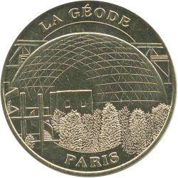 Cité des Sciences et de l'Industrie (75019) [Argonaute / Cité enfants / Géode / UEJL] 7501910