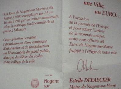 Nogent-sur-Marne (94130)  [Edv] 94b10