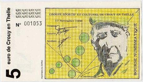 Crouy-en-Thelle (60530) Billet12