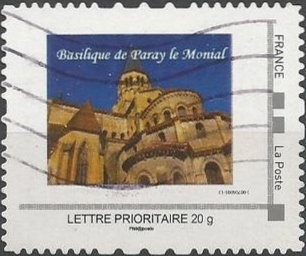 71 - Paray-le-Monial   E_copi10