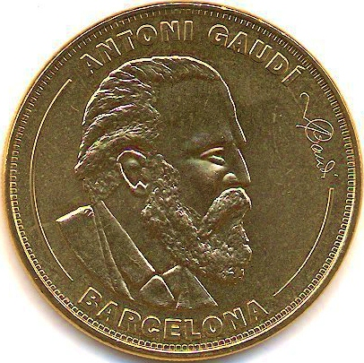 Barcelone  [Batllo Gaudi VEEE / VEAH / VEBT / VEED] Gaudi10