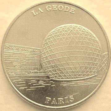 Cité des Sciences et de l'Industrie (75019) [Argonaute / Cité enfants / Géode / UEJL] Geode210