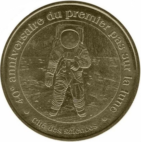Cité des Sciences et de l'Industrie (75019) [Argonaute / Cité enfants / Géode / UEJL] Lune10