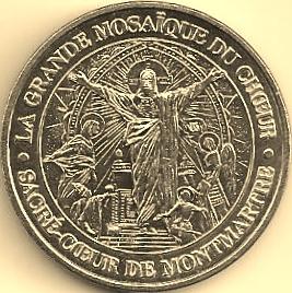 Paris (75018)  [Sacre Coeur / Espace Dali] Mosaiq10