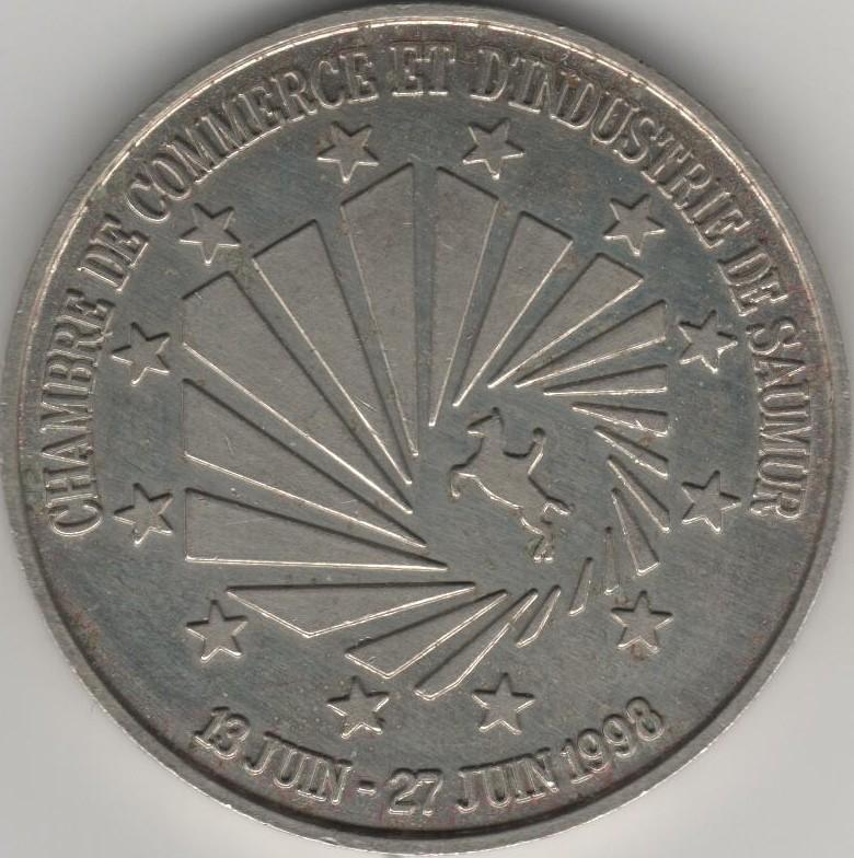 Les Euros et Ecus J.BALME Saumur10