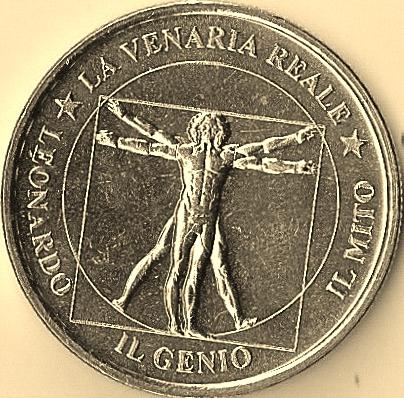 Médailles et Patrimoine  Turin311