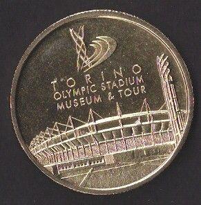 Médailles et Patrimoine  Turino10