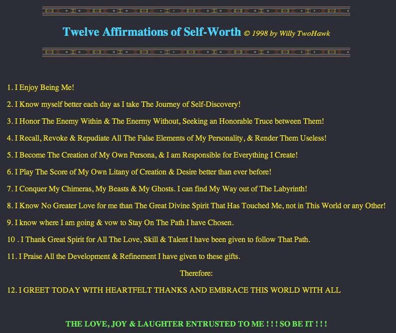 SELF-WORTH Self-w10