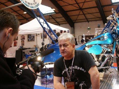 L'HARLEY DAVIDSON SMET Moto_l11