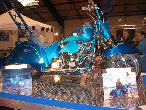 L'HARLEY DAVIDSON SMET Moto_l15