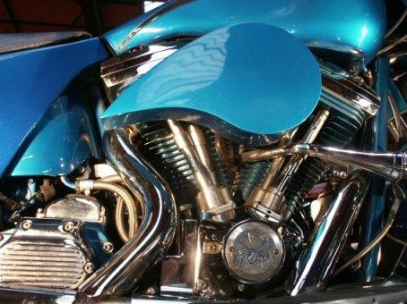 L'HARLEY DAVIDSON SMET Moto_l18