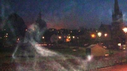 Foto de supuesto fantasma en lugar con história paranormal Fantas10