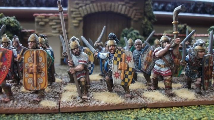[Liens] Armées hellenistiques et puniques d' autres joueurs Celtib11