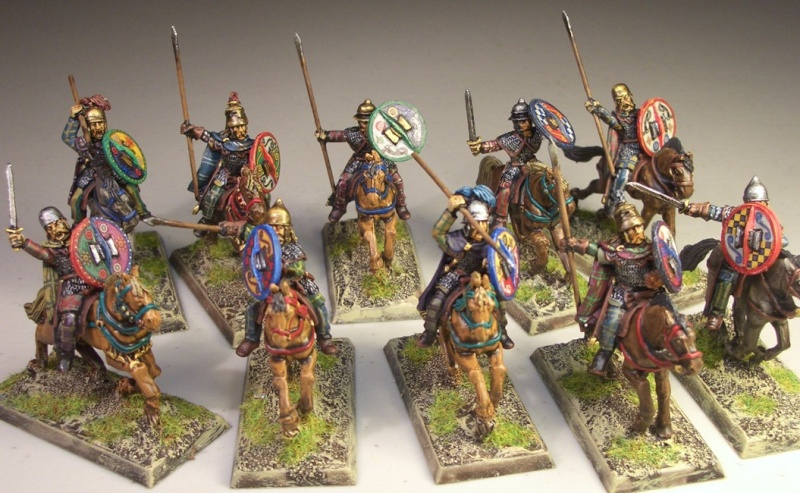 [Liens] Armées gauloises, galates et Bretonnes en métal Cimg3610