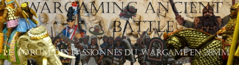 Wargaming Ancients Battles