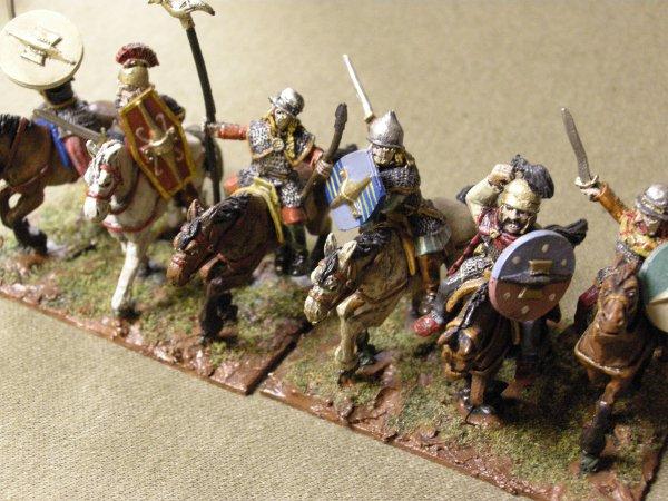 [Liens] Armées gauloises, galates et Bretonnes en métal Gaul510