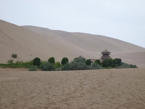 [Bassin du Tarim] Cité état de Touen-Houang (Dunhuang, 敦煌市) P1020010
