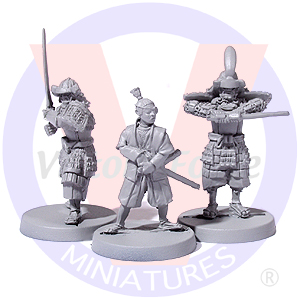 Ressources (décors, figurines etc) Samura11