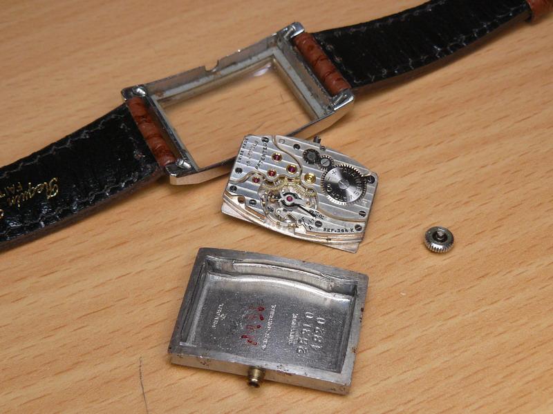 Petit historique d'une marque disparue: Tavannes P1020714
