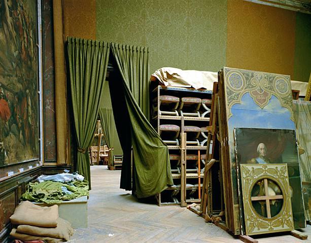 Versailles en photo, 1950 - 2000 Artwor15
