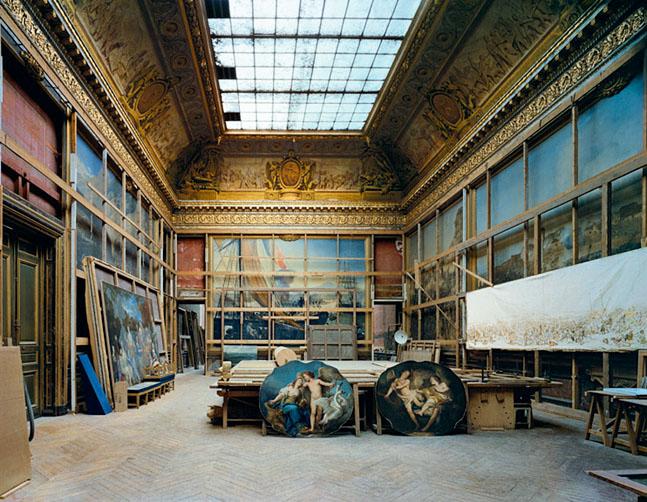 Versailles en photo, 1950 - 2000 Polido10