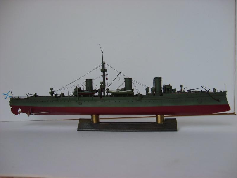 Croiseur NOVIK 1904 au 1/350 - Combrig en résine S6001510