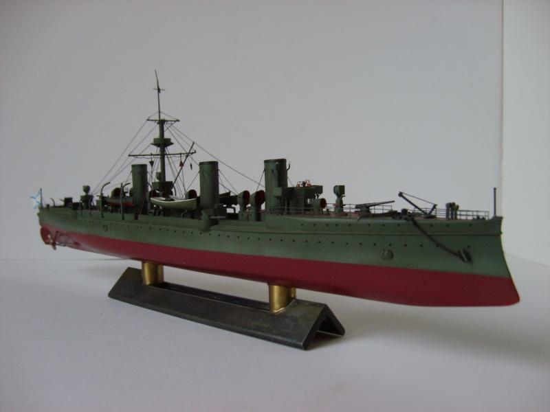 Croiseur NOVIK 1904 au 1/350 - Combrig en résine S6001511