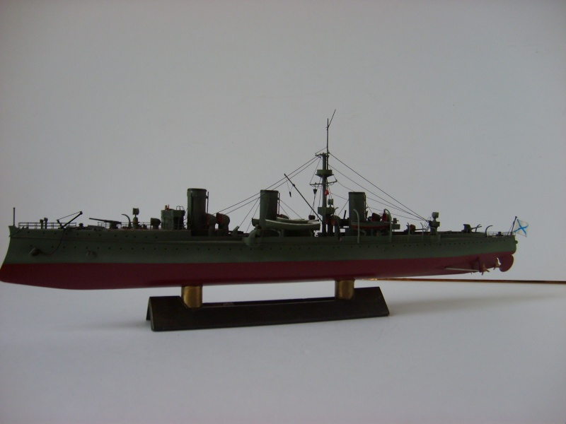 Croiseur NOVIK 1904 au 1/350 - Combrig en résine S6001512