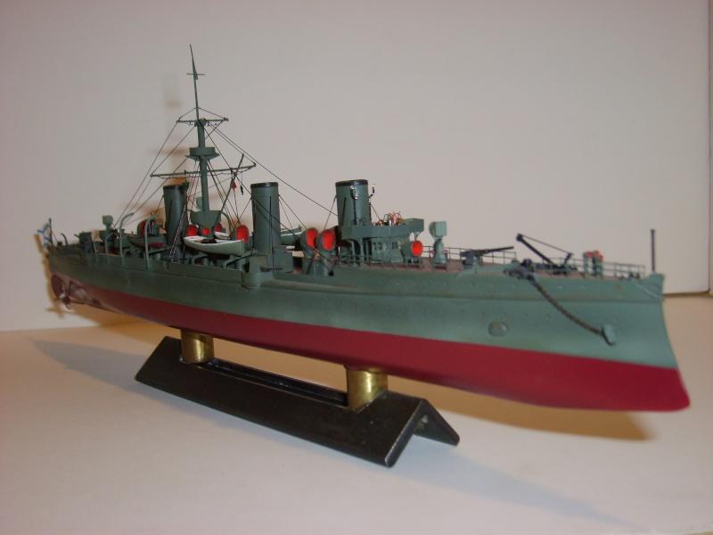 Croiseur NOVIK 1904 au 1/350 - Combrig en résine S6001514