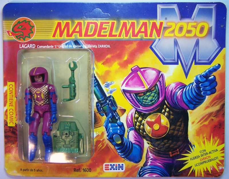 [Madelman 2050] - EXIN - 1989 Madelm10
