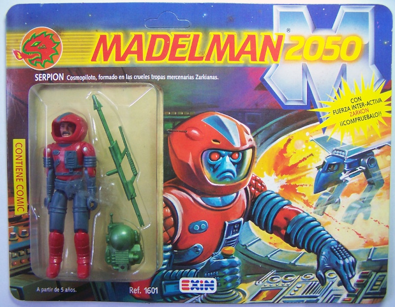 [Madelman 2050] - EXIN - 1989 Madelm12