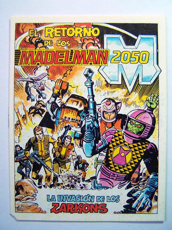[Madelman 2050] - EXIN - 1989 Madelm14