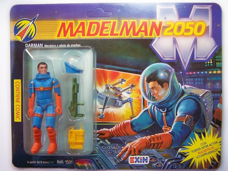 [Madelman 2050] - EXIN - 1989 Madelm16