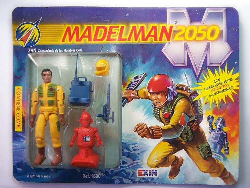 [Madelman 2050] - EXIN - 1989 Madelm18