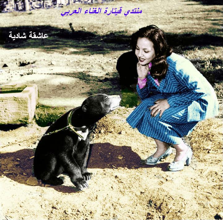 تلوين  نور الحياة لصور شادية - صفحة 33 Ai_oau10