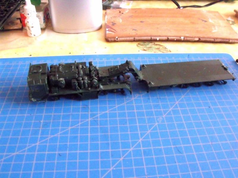 """REVELL 1/72 SLT50-3 """" ELEFANT """" ET Sa aNH.52 T , avec le Panzerhaubitze 2000 et le Fennek dans la même boite Dscf1413"""
