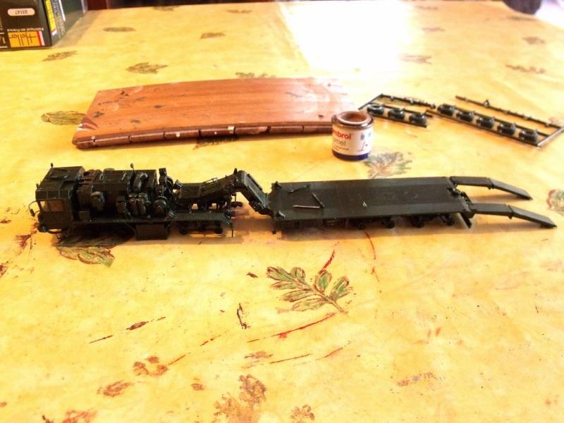 """REVELL 1/72 SLT50-3 """" ELEFANT """" ET Sa aNH.52 T , avec le Panzerhaubitze 2000 et le Fennek dans la même boite Dscf1414"""