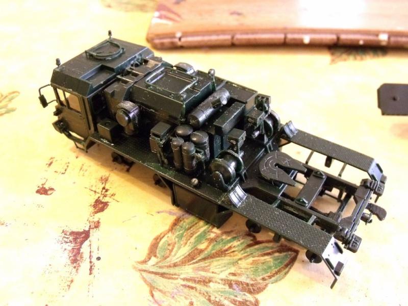 """REVELL 1/72 SLT50-3 """" ELEFANT """" ET Sa aNH.52 T , avec le Panzerhaubitze 2000 et le Fennek dans la même boite Dscf1415"""