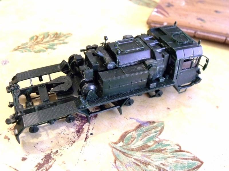 """REVELL 1/72 SLT50-3 """" ELEFANT """" ET Sa aNH.52 T , avec le Panzerhaubitze 2000 et le Fennek dans la même boite Dscf1416"""