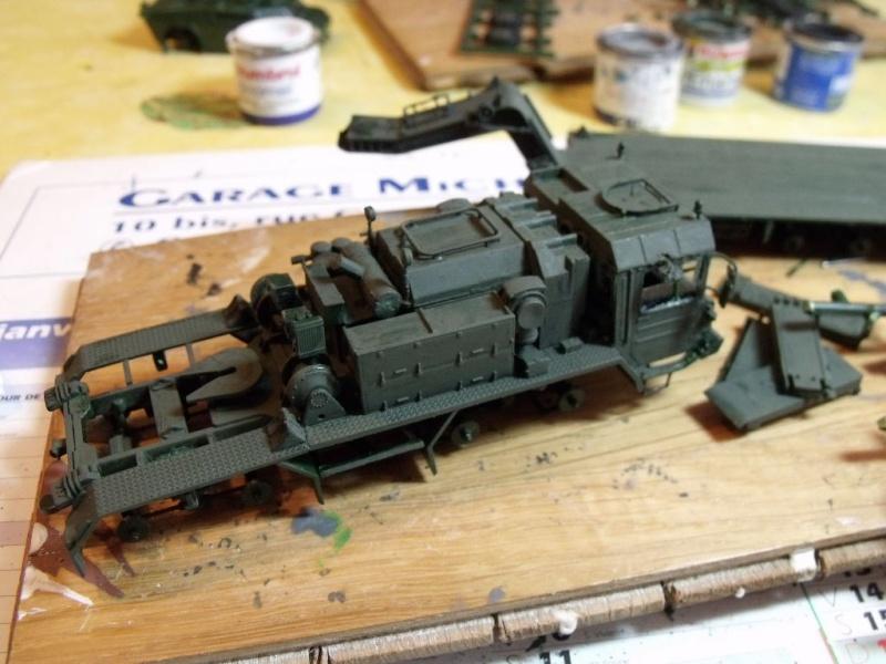 """REVELL 1/72 SLT50-3 """" ELEFANT """" ET Sa aNH.52 T , avec le Panzerhaubitze 2000 et le Fennek dans la même boite - Page 2 Dscf1423"""