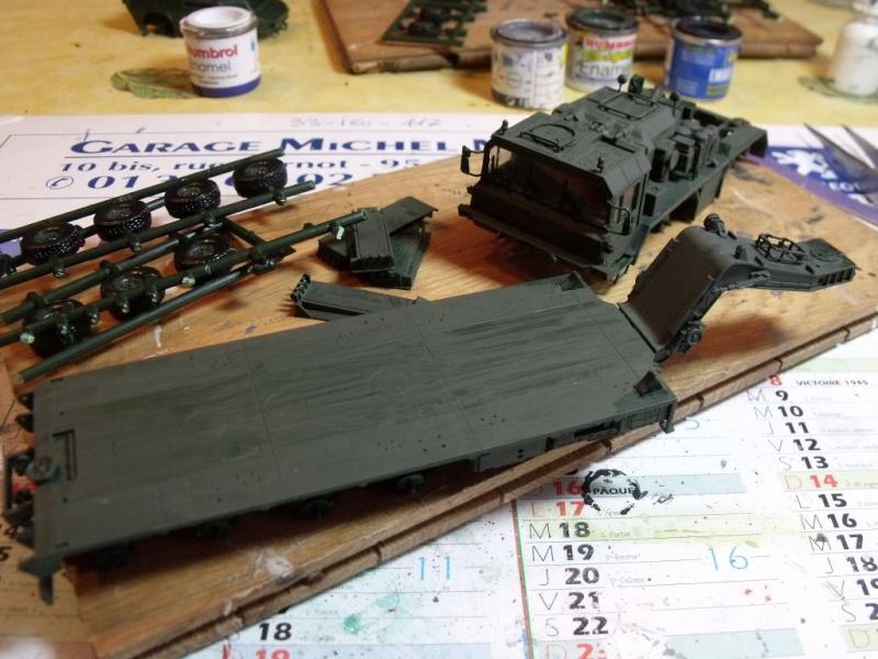 """REVELL 1/72 SLT50-3 """" ELEFANT """" ET Sa aNH.52 T , avec le Panzerhaubitze 2000 et le Fennek dans la même boite - Page 2 Dscf1424"""
