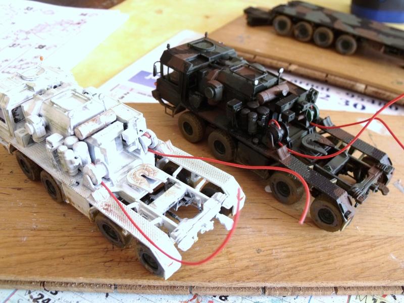 """REVELL 1/72 SLT50-3 """" ELEFANT """" ET Sa aNH.52 T , avec le Panzerhaubitze 2000 et le Fennek dans la même boite - Page 2 Dscf1610"""