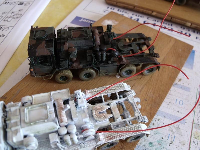 """REVELL 1/72 SLT50-3 """" ELEFANT """" ET Sa aNH.52 T , avec le Panzerhaubitze 2000 et le Fennek dans la même boite - Page 2 Dscf1611"""