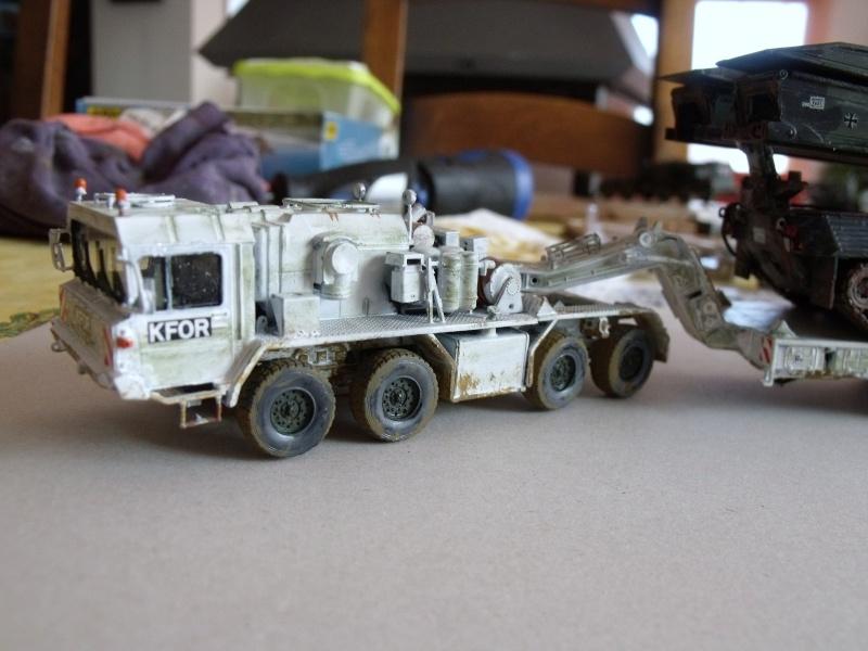 """REVELL 1/72 SLT50-3 """" ELEFANT """" ET Sa aNH.52 T , avec le Panzerhaubitze 2000 et le Fennek dans la même boite - Page 3 Dscf1620"""